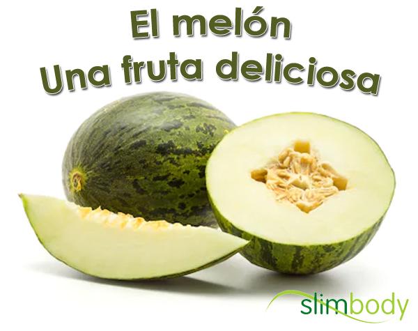 El melon una fruta deliciosa